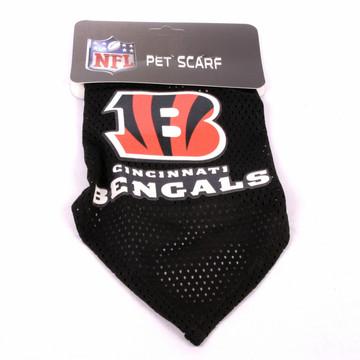 Cincinnati Bengals NFL Pet Bandana