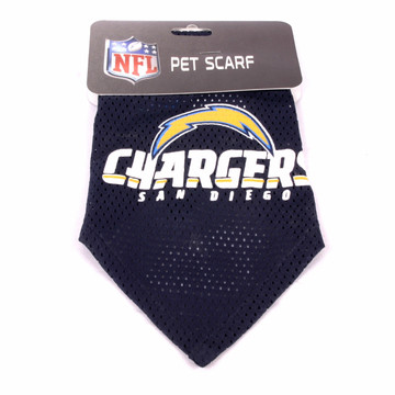 Los Angeles Chargers NFL Pet Bandana