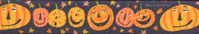Pumpkin Party Waist Walker