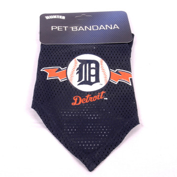Detroit Tigers Pet Bandana