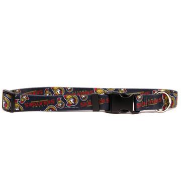 Ottawa Senators Dog Collar