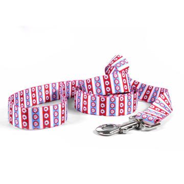 American Daisy Dog Leash