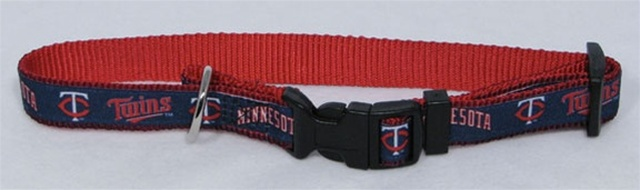 Minnesota Twins Premium Pet Collar