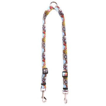 Pirate Booty Coupler Dog Leash