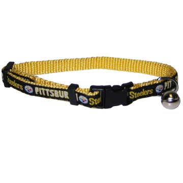 Pittsburgh Steelers CAT Collar