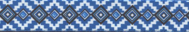 Aztec Blue Waist Walker