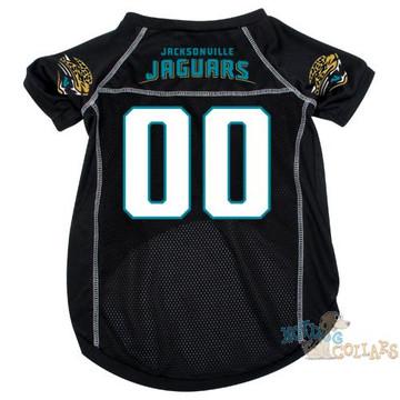 Jacksonville Jaguars PREMIUM NFL Football Pet Jersey