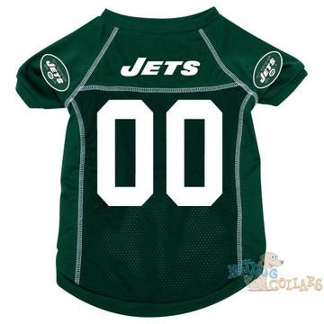 New York Jets PREMIUM NFL Football Pet Jersey