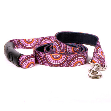 Radiance Purple Uptown Dog Leash