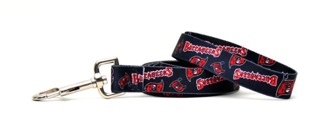 Tampa Bay Buccaneers Logo Dog Leash
