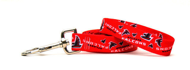 Atlanta Falcons Logo Dog Leash