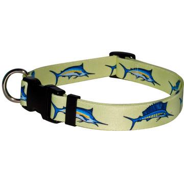 Bill Fish Break Away Cat Collar