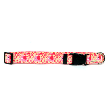 Pink Elephants  Break Away Cat Collar