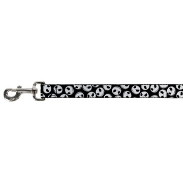 Nightmare Before Christmas Jack Buckle Down Dog Leash