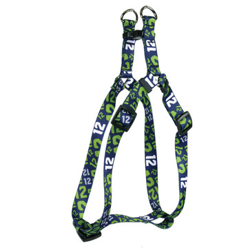 12th Dog Navy Blue Step-In Dog Harness