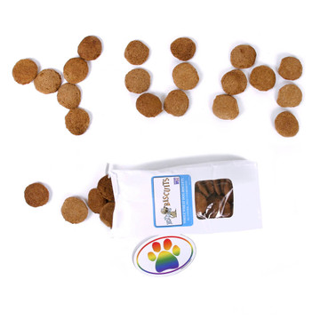 Hot Dog Biscuits Bacon Biscuit Treats With Free Magnet Gift