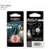 PetLit Red Hydrant Dog Collar Light