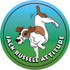 Jack Russell Attitude Magnet