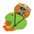 Frank The Frog Microfiber Dog Toy