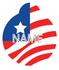 Americana HD Pet ID Tag