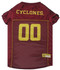 Iowa State Football Dog Jersey
