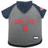 Boston Red Sox Hoodie T-Shirt For Dogs