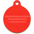 Christmas Stockings HD Pet ID Tag