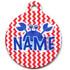 Crab Crazy HD Pet ID Tag