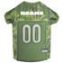 Chicago Bears NFL Football Camo Pet Jersey