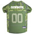 Dallas Cowboys NFL Football Camo Pet Jersey