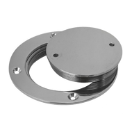 Deck Plate - 316 Stainless Steel Inspection Hatch