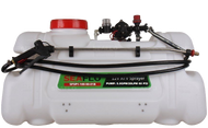 Seaflo ATV Spot Sprayer 26 Gallon Capacity, 5 GPM Pump, 60PSI / with Flow Regulator Valve