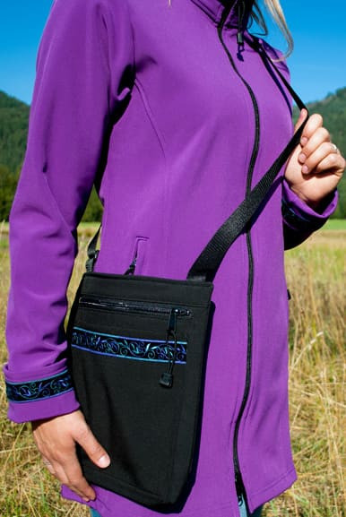 Shown with Matching Purse