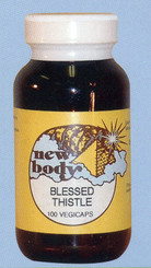 BLESSED THISTLE 100 Vegicaps