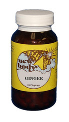 GINGER 100 Vegicaps