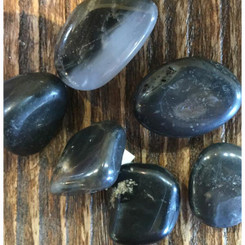 Black Onyx for seperation from negativity, positive endings
