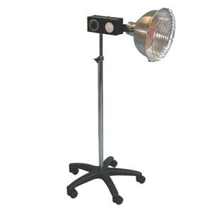 Professional infra-red ceramic 750 watt lamp, intensity control (181180)
