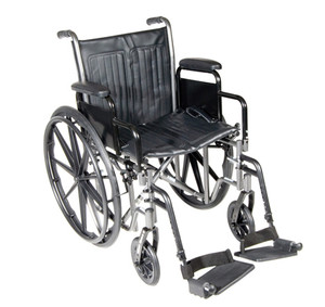 Dual Axle Wheelchairs (432230)
