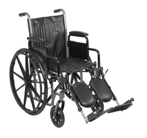 Dual Axle Wheelchairs (432231)