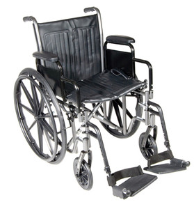 Dual Axle Wheelchairs (432251)