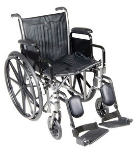 Dual Axle Wheelchairs (432261)