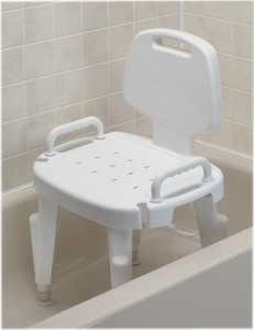 Bath Bench & Supports (452303)