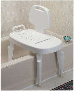 Bath Bench & Supports (452340)
