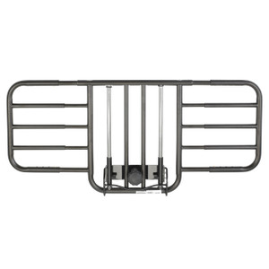 Tool Free Adjustable Half Length Bed Rail, 1 Pair