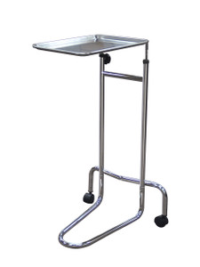 Mayo Instrument Stand, Double Post