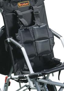 Trotter Mobility Rehab Stroller Full Torso Vest