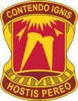 STICKER US ARMY UNIT- 357th Air and Missle Defense Detachment