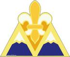 STICKER US ARMY UNIT Montana Army National Guard