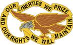 STICKER US ARMY UNIT Iowa - Army National Guard