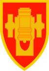 STICKER US ARMY UNIT Field Artillery School COL